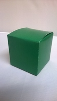Kubus standaard groen - € 0,80 /stuk - vanaf 10 stuks
