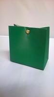 Breed tasje standaard groen - € 0,80 /stuk - vanaf 10 stuks