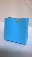 Breed tasje fel blauw malmero arctique €0,80/stuk vanaf 10st