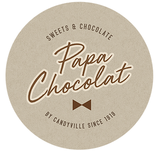 Smarties Papa Chocolat